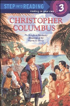 Christopher Columbus (Step Into Reading 3)