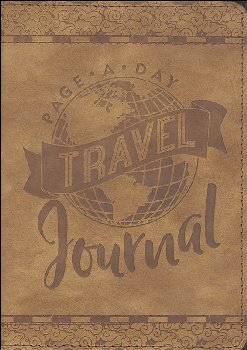 Page-a-Day Travel Artisan Journal