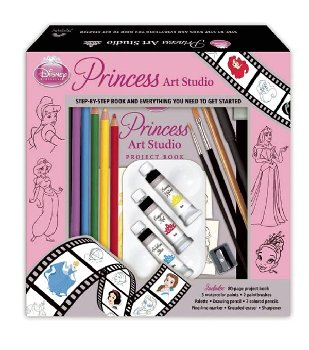 Disney Princess Art Studio