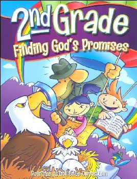 Finding God's Promises - 2nd Grade Student's Manual