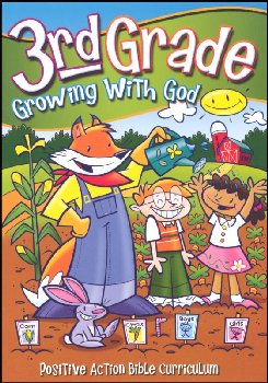 Growing With God - 3rd Grade Teacher's Manual on CD