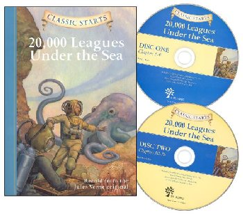 20,000 Leagues Under the Sea (Classic Starts Audio)