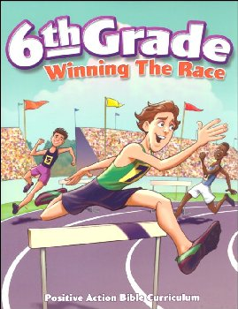 Winning the Race - 6th Grade Student's Manual