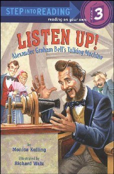Listen Up! (Step into Reading 3)