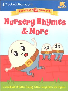 Nursery Rhymes & More (Education.com Workbooks)