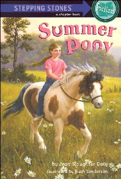 Summer Pony (A Stepping Stone Book)