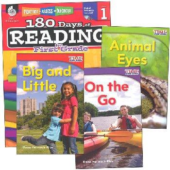 Learn-at-Home Reading Bundle Grade 1