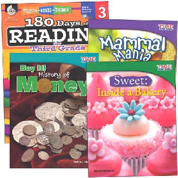 Learn-at-Home Reading Bundle Grade 3