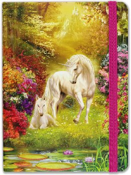 Unicorn Journal (Mid-Size)