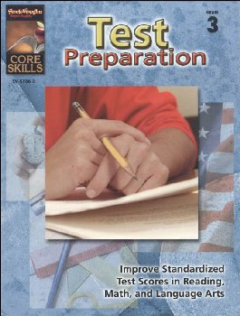 Core Skills: Test Preparation Grade 3