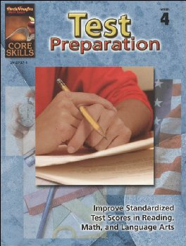 Core Skills: Test Preparation Grade 4