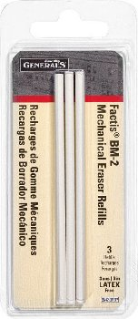 Mechanical Eraser Refills (3 Pack)