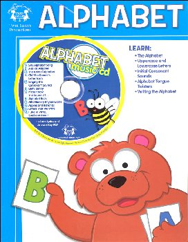Alphabet Workbook with Music CD