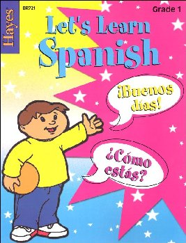 Let's Learn Spanish Grade 1