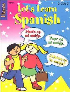 Let's Learn Spanish Grade 2