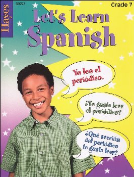 Let's Learn Spanish Grade 7