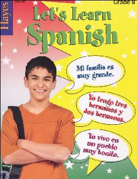 Let's Learn Spanish Grade 8