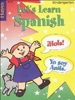 Let's Learn Spanish Kindergarten
