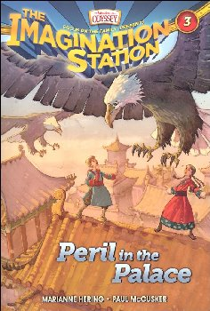 Peril in the Palace - Book 3