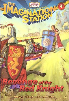 Revenge of the Red Knight - Book 4