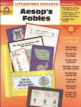 Literature Pockets - Aesop's Fables