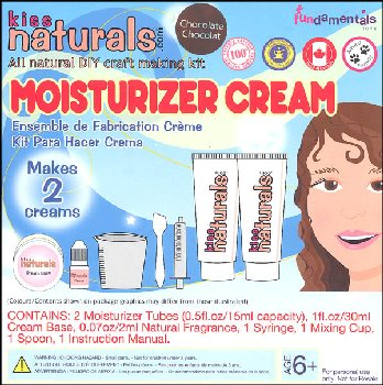 DIY Mini Moisturizing Cream Kit