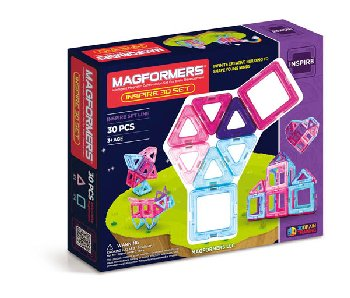 Magformers - Inspire Set Line (30 Pieces)