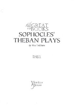 Guide to Sophocles Trilogy (Guide to the Great Books)