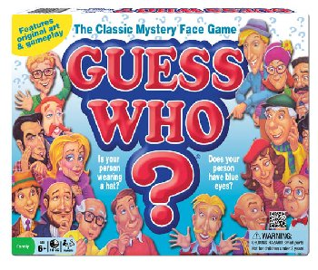 Guess Who? Game