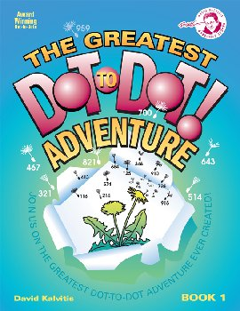 Greatest Dot-to-Dot Adventure: Book 1