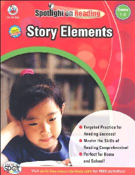Story Elements Gr 1-2 (Spotlight on Reading)