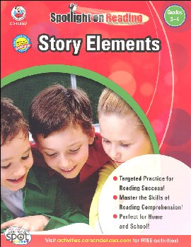 Story Elements Gr 3-4 (Spotlight on Reading)