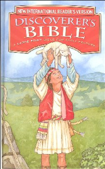 Discoverer's Bible for Young Readers: New International Reader's Version