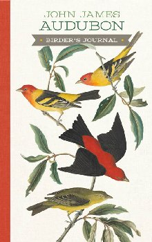 John James Audubon Birder's Journal