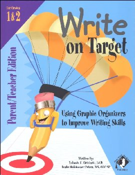Write on Target Grade 1 & 2 Parent/Teacher Edition