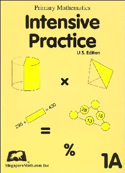 Primary Math 1A Intensive Practice U.S. Edition