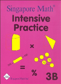 Primary Math 3B Intensive Practice U.S. Edition