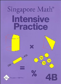 Primary Math 4B Intensive Practice U.S. Edition
