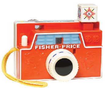 Fisher-Price Changeable Disk Camera
