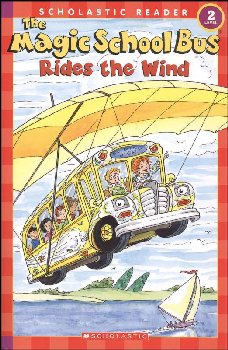 Magic School Bus Rides the Wind (Scholastic Reader Level 2)