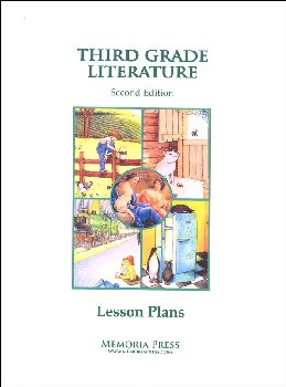 Third Grade Literature Lesson Plans Second Edition