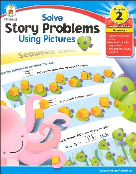 Solve Story Problems Using Pictures Grade 2