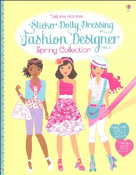 Stckr Dolly Dressing-Fashion Designer(Spring)