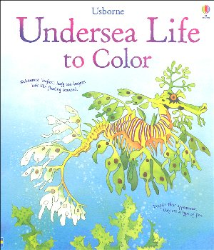 Undersea Life to Color