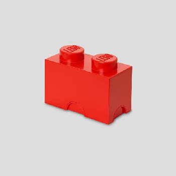 LEGO Storage Brick 2 - Bright Red