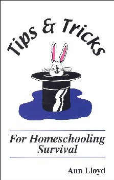 Tips & Tricks for Homeschool Survival