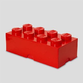 LEGO Storage Brick 8 - Bright Red