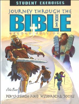 Journey Through the Bible Book 1: Pentateuch & Historical Books Workbook (2nd edition)