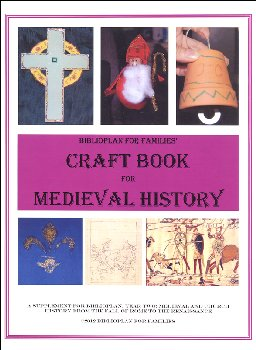 BP Medieval History Craft Book