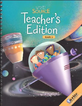 Write Source (2009) Teacher Edition Gr. 6